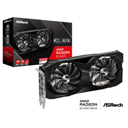 ASRock(アスロック) 【店頭併売品】 ASRock RX6600 Challenger D 8G   RX6600CLD8G