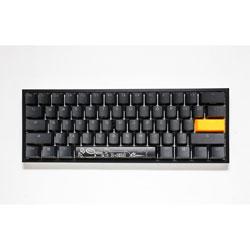 DUCKY ゲーミングキーボード One 2 Mini RGB 60% version シルバー軸(英語配列)  dk-one2-rgb-mini-silver-rat [USB /有線]