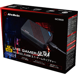 Live Gamer Ultra GC553 GC553