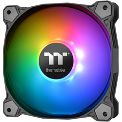 Thermaltake Pure 12 ARGB Sync 3Pack CL-F079-PL12SW-A  (ケースファン/120mm/500〜1500rpm)