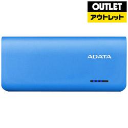 ADATA(エイデータ) 【アウトレット】 USBモバイルバッテリー[10000mAh] APT100-10000M-5V-CBLWH