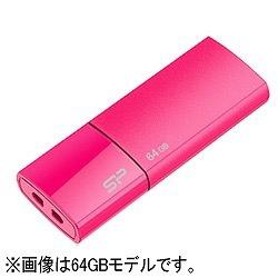 USBメモリ SP016GBUF2U05V1H ピンク [16GB /USB2.0 /USB TypeA /スライド式]