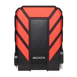 外付HDD 1TB[USB3.1] HD710 Pro 外付けハードドライブ AHD710P-1TU31-CRD レッド