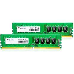 ADATA(エイデータ) 増設メモリ デスクトップ用   AD4U2666J4G19-D [DIMM DDR4 /4GB /2枚]