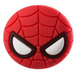 Bone Collection BubbleTie マルチケース用 チャームボタン オプション品 Charm-Spider-Man LF16201-SPM