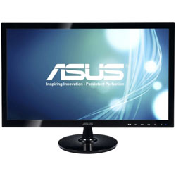 21.5型ワイド フルHD液晶モニター (HDMI/DVI-D/D-sub15ピン搭載・HDCP対応) VS229HA
