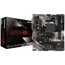 ASRock(アスロック) マザーボード A320M-HDV R4.0 [Micro-ATX/Socket AM4]
