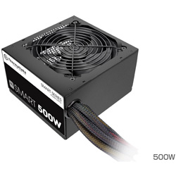 Thermaltake Smart 500W -STANDARD- PS-SPD-0500NPCWJP-W (80PLUS STANDARD認証取得/500W)
