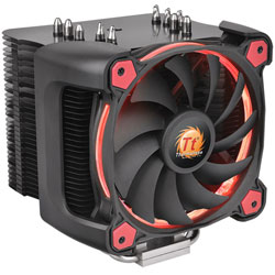Thermaltake(サーマルテイク) Riing Silent 12 Pro Red (CL-P021-CA12RE-A)