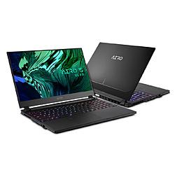 GIGABYTE(ギガバイト) XD-73JP644SP ゲーミングノートパソコン AERO 15 OLED【4K有機EL】  [15.6型 /intel Core i7 /メモリ:32GB /SSD:1TB /2021年6月モデル]