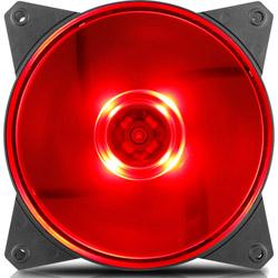 MasterFan MF120L Red LED R4-C1DS-12FR-R1 (ケースファン/120mm/1200rpm)