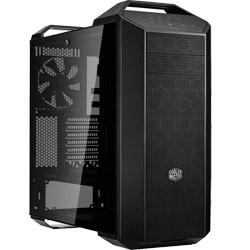 MasterCase MC500 MCM-M500-KG5N-S00 (ミドルタワーケース/電源別売り/ダークメタリックグレイ・ブラック)