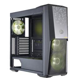 クーラーマスター 【在庫限り】 MasterBox MB500 TUF Gaming Edition MCB-B500D-KGNN-TUF (ミドルタワーケース/電源別売り/ブラック)