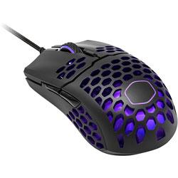 クーラーマスター ゲーミングマウス MasterMouse Black matte MM-711-KKOL1 [光学式 /有線 /6ボタン /USB]