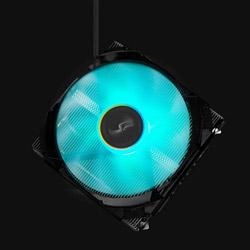 XT90 RGB (CRYORIG C7シリーズ専用RGBファン/92mm/600〜2500rpm)