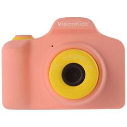 PINKJP032 コンパクトデジタルカメラ VisionKids HappiCAMU ハピカム ピンク