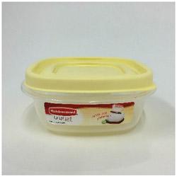 食品保存容器 「イージー ファインド リッド」(296ml) FG7J59APYEL イエロー
