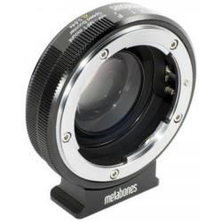 METABONES製 マイクロフォーサーズ用 Nikon Gレンズ SpeedBooster XL0.64x MB_SPNFG-E-BM2