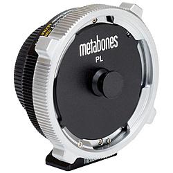 METABONES MB_SPPL-M43-BT2 マウント(ボディ側:BMPCC4K/レンズ側:Arri PL)・Speed Booster ULTRA 0.71x