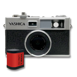 YASHICA Y35 Camera with digiFilm 200 YAS-DFCY35-P38