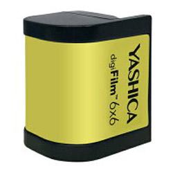 YASHICA Y35用デジフィルム スクエア 6x6 YAS-DGF120