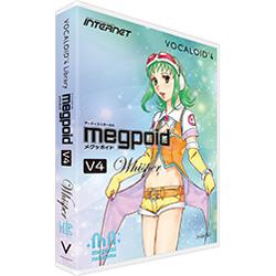 VOCALOID4 Library Megpoid V4 Whisper (VA4L-MPW01)