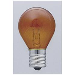 電球 カラーS型ミニ球 G-20H-AM [E17 /一般電球形]