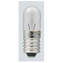 表示灯用電球(口金E10) G-131H