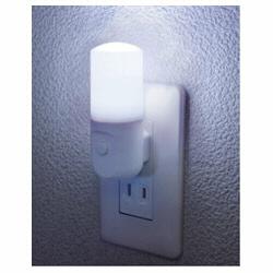LEDスイッチ付ライト PM-LSW1-W ホワイト