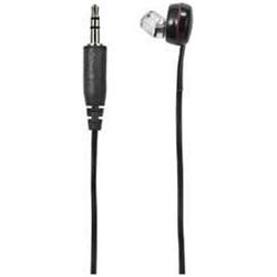 RE-STB05 ブラック<5.0mコード> テレビ用片耳イヤホン