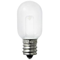 LED冷蔵庫庫内灯(E12) LDT1CN-G-E12-G125 クリア昼白色