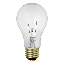 電球 耐震球 EVP110V100WA60C クリア [E26 /1個 /一般電球形 /全方向タイプ]