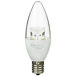 LED電球 シャンデリア球形[口金E17 /昼光色 /310ルーメン] LDC4CD-E17-G350