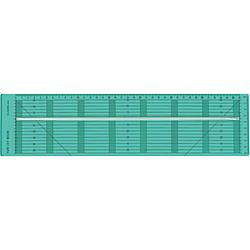 テープカット定規 57-924