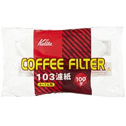 NK103濾紙 ホワイト 100枚入 15081