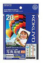 KJ-D12H-20 (IJP用写真用紙/印画紙原紙/高光沢/ハガキサイズ/20枚)