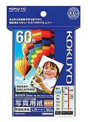 KJ-D12L-60 (IJP用写真用紙/印画紙原紙/高光沢/L判/60枚)