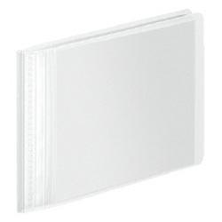 フォトアルバム<ノビータ>80枚用E・Lサイズ透明
