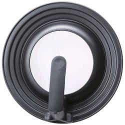 フッ素樹脂加工フライパンカバースタンド付 (18〜22cm) DW5625