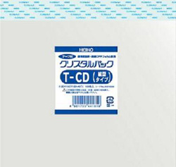 クリスタルバック T15.513 CD縦型