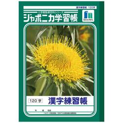 ジャポニカ学習帳 漢字練習帳 120字