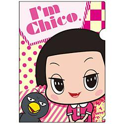 チコちゃん クリアファイル