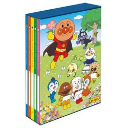 アンパンマン 5冊ボックスポケットアルバム L判270枚収納(おえかき) アPL270191