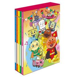 アンパンマン 5冊ボックスポケットアルバム L判270枚収納(マーチ) アPL270192