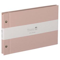 ハルマー 外ビス式 A5サイズ AHRA5101P ピンク