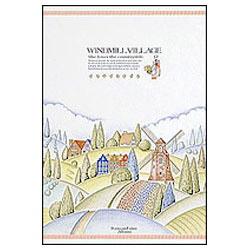 DPポケットアルバム「ウィンドミルビレッジ」(KG判・24枚収納) ア-PA-153-24