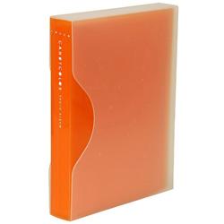 キャンディカラー 120 ポケットアルバム L判120枚収納(オレンジ) アカ-CPL-120-OR