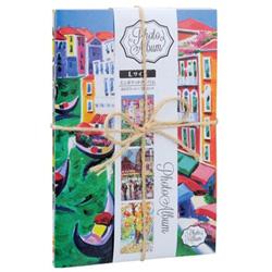 ミニポケットアルバム 3冊セット Lサイズ2段40枚収納×3 ア-PAL-3P-1