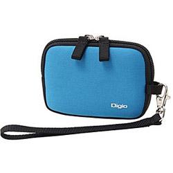 Digio2 デジタルカメラケース(ブルー) DCC-058BL