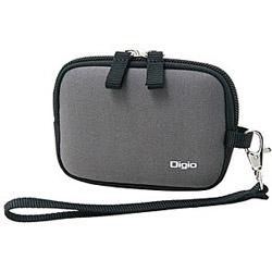 Digio2 デジタルカメラケース(グレー) DCC-058GY